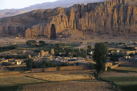 Bamian Afghanistan. Courtesy Google search