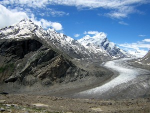 Drang Drung Glacier Ladakh Courtesy wikipedia