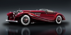 Mercedes Vintage