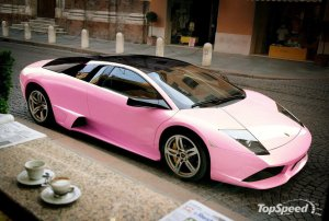 pink-lamborghini-mur_ sports cars