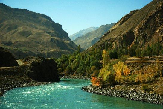 River Pyanj