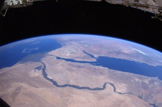 Nile River in Egypt during day